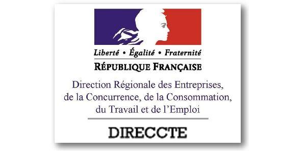 Logo de Direccte